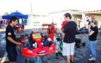 Gabriel Gomez, filho do piloto Leandro Gomez, fez sua estreia no kartismo Foto