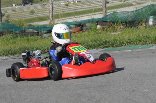 Pedro Braga (Lupa Racing), consegue a sexta colocação na abertura da Copa São Paulo Light de Kart na categoria Mirin