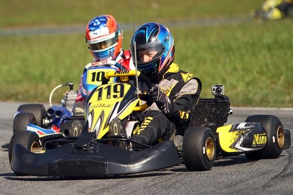 Foto: Flávio Quick - João Vieira foi o melhor piloto da Nil Racing na abertura do Light.
