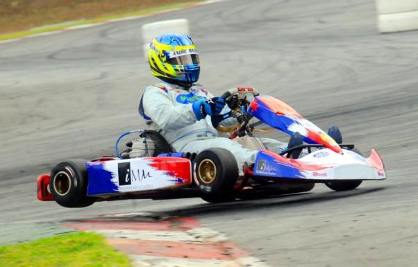 Foto: Flávio Quick - O carioca André Matinha é um dos competidores da classe Super Sênior.
