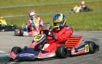Foto: Flávio Quick - Renato Júnior foi um dos pilotos que levaram à Techspeed à liderança.