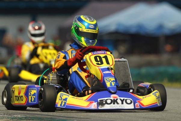 Foto: Flávio Quick - Afastado das pistas desde dezembro, João Pedro Archer tentará a conquista do título do GP Nacional e a bolsa de 70% de desconto da Fórmula-Futuro.