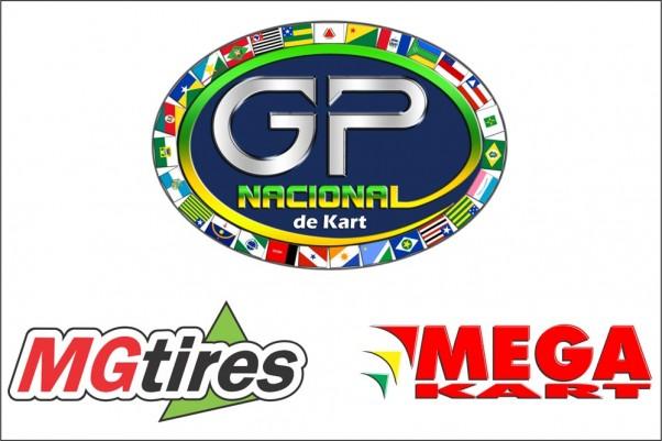 Imagem: MG Tires e Mega Kart se unem aos apoiadores do GP Nacional.