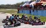 Foto: Flávio Quick – As provas no Kartódromo de Goiânia atraem sempre um bom público.