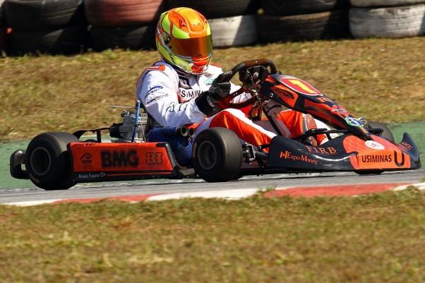Foto: Flávio Quick – Bruno Fusaro é a esperança da BF Racing na categoria Super Sênior.