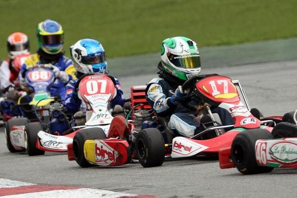 Foto: Flávio Quick - Os pilotos Pietro Rimbano (17) e Sérgio Sette Câmara (7) são dois pilotos da Júnior já confirmados na corrida.