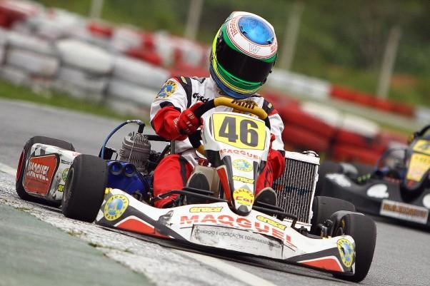 Foto: Flávio Quick - Wilson Tacchi é um dos pilotos de Belo Horizonte que tentará a vaga da Seletiva Petrobras.