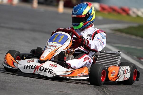 Foto: Flávio Quick – Divulgação: Fernando Buzollo é o novo integrante da equipe BF Racing