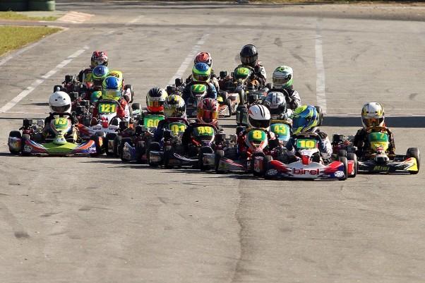 Foto: Flávio Quick - A pista de Aldeia da Serra recebe, normalmente, os competidores do Light.
