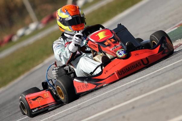 Foto: Flávio Quick - Bruno Fusaro buscará a vitória com apoio técnico da Nil Racing.
