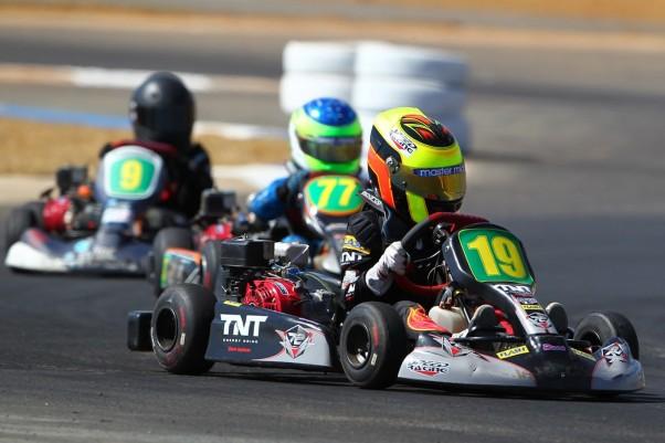 Foto: Enzo Gianfratti é um dos candidatos ao título na categoria Cadete. Crédito: Divulgação