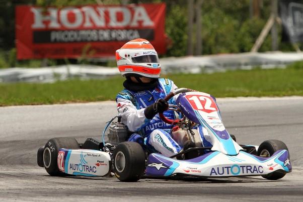 Pedro Piquet, filho de Nelson Piquet, é um dos competidores já confirmados na prova. - Crédito: Flávio Quick