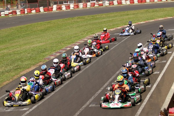 Foto: Flávio Quick - F4T teve 19 pilotos nesta rodada final.