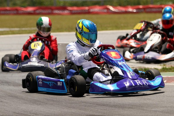 Fotos: Flávio Quick - Bruno Fusaro é um dos representantes da equipe na Super Master.
