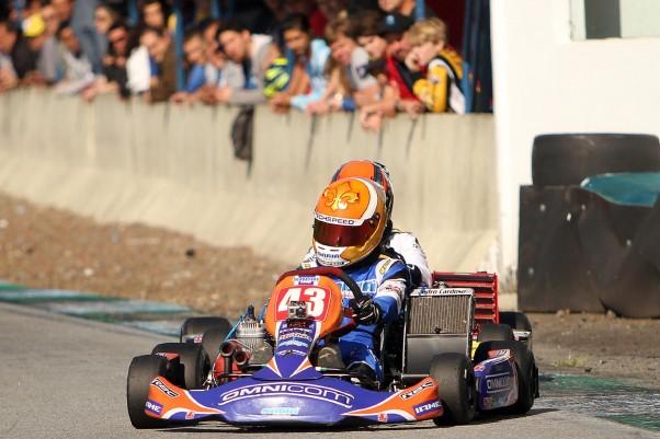 Foto: Flávio Quick - Pedro Cardoso, da Júnior, foi um dos vencedores de Techspeed.