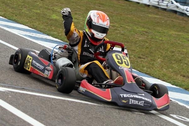 Foto: Flávio Quick - Yurik Carvalho ficou com o título da Sudam