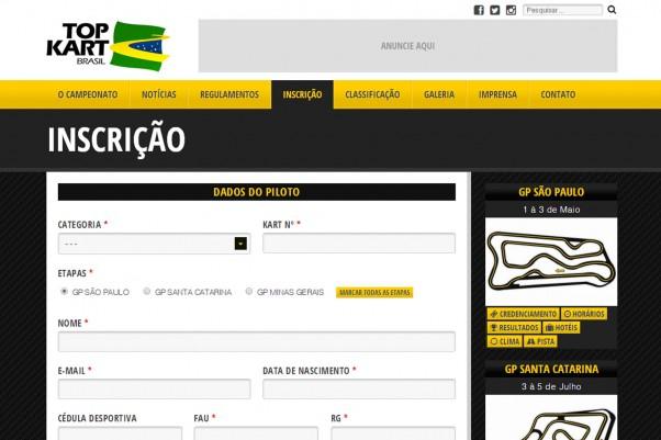 Fonte: www.topkartbrasil.com.br
