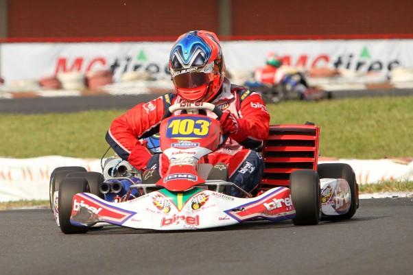Foto: Flávio Quick - Cláudio Roda foi o campeão na Master